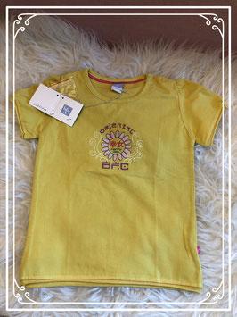Geel T-shirt van Babyface NIEUW - Maat 86