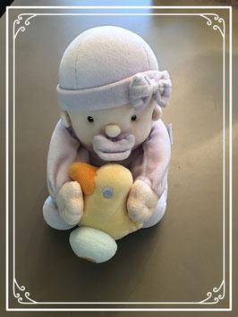 Zacht popje van Zapf Creation - Baby van Baby Born