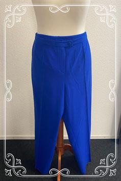 Lange blauwe broek maat 50