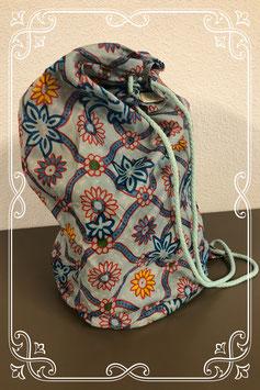 Vrolijk gekleurde tas met bloemen van Oilily