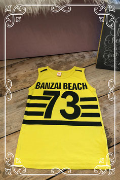Knal geel hemd van het merk FRENDZ - Maat 116