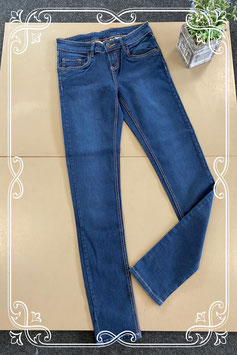 Nieuw! Donkerblauwe spijkerbroek van Esmara maat 38