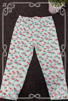 Legging met watermeloenen van TEX maat 128/134