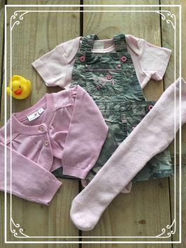 4-delig kledingsetje - Maat 62-68