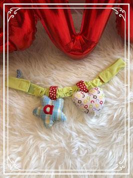 Baby speelgoed voor aan de kinderwagen