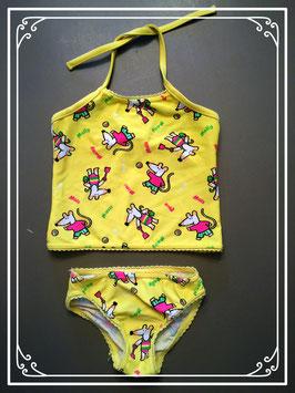 Bikini met Maisy Mouse - maat 74-80