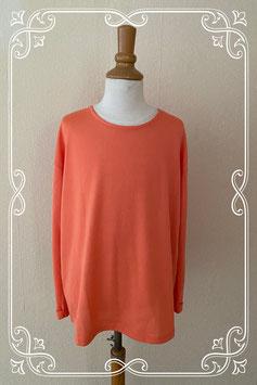 Oranje longsleeve maat 158/164