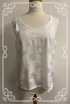 Mooi wit hemd van SunDay maat M