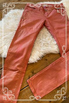 Roze skinny broek van Esprite - maat 36