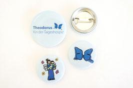 Theodours-Anstecker Motivbuttons