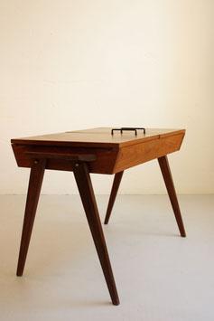 vintage Nähtisch Teak ILSE Möbel 3435