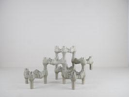 Modulares Kerzenhalter Set aus Metall von Quist, 1960er