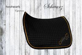 QUATTRO - Schabracke schwarz by twohearts®