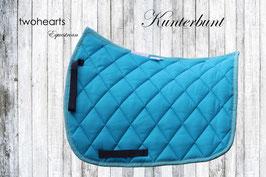 Krümelmonster - Schabracke türkis by twohearts®