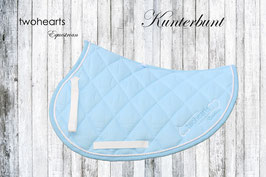 MUMPITZ  - Schabracke by twohearts® Babyblau
