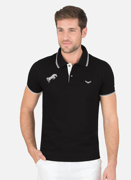 MAN twohearts Slim-Fit Poloshirt Slim Fit- NewGeneration