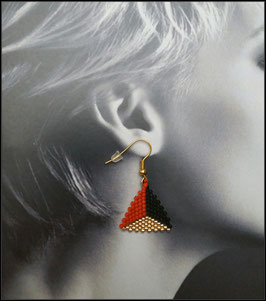 Boucle d'Oreille 3D