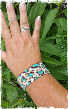 Bracelet Graou Turquoise