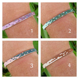 Bracelet Demi-jonc Matrix