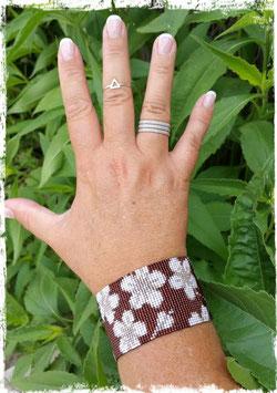Bracelet Cerisier Marron