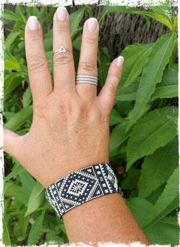 Bracelet Graphique Métal