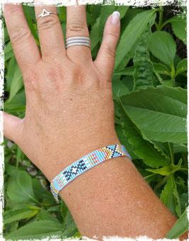 Bracelet Indie Bleu