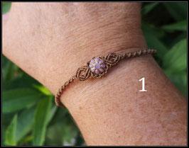 Bracelet Macramé Olivia