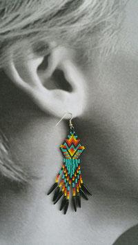 Boucle d'oreille Aponi