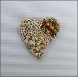Broche Coeur