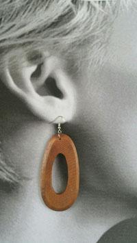Boucles d'oreilles Caramel