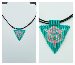 Collier Triangle Orion