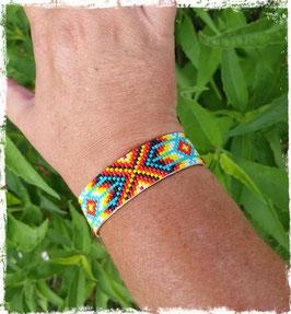 Bracelet Demi-jonc Indien