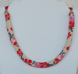 Collier Fleurs de Cerisier
