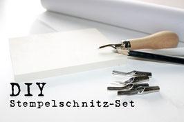 DIY Stempelschnitzset