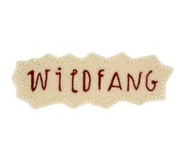 """Aufnäher """"Wildfang""""   Bügelflicken"""