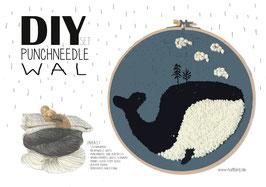 DIY Punchneedle Wal