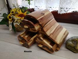 Holzschubladenkästchen