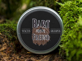 35ml Bartwachs Krampus