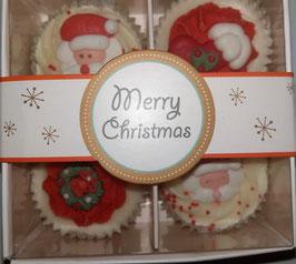 Badepralinen Set - Merry Christmas