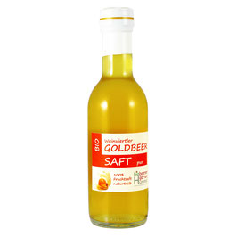 Bio Goldbeersaft 100%
