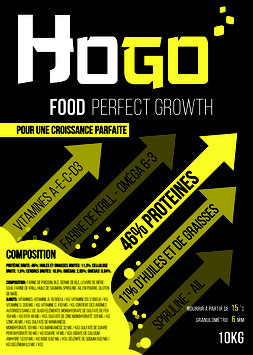 HOGO FOOD PERFECT GROWTH
