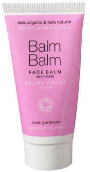 BALM BALM FACE BALM ROSE GERANIUM 30 ML