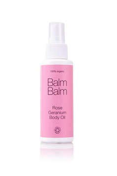 BALM BALM ROSE GERANIUM BODY OIL 100 ML