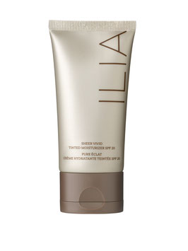 ILIA BEAUTY -SHEER VIVID TINTED MOISTURIZER LSF 20