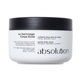 ABSOLUTION LE GOMMAGE CORPS ECLAT 208 GR