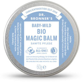 DR. BRONNER'S MAGIC BALM BABY MILD NEUTRALER DUFT