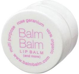BALM BALM LIP BALM ROSE GERANIUM - POT