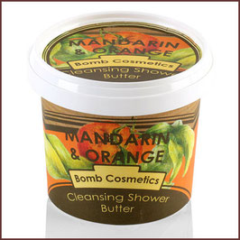 BOMB SHOWER BUTTER MANDARIN & ORANGE