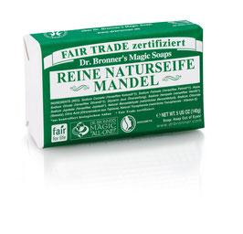 DR. BRONNER'S BAR SOAP MANDEL