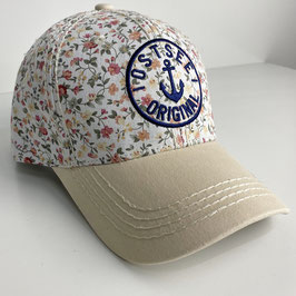 "Basecap Ostsee BLOSSOM ""beige"""